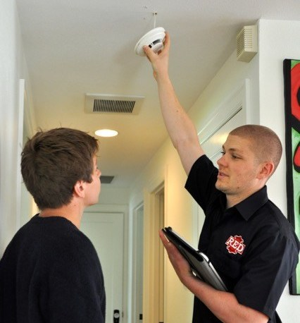 red safety home security services renton wa
