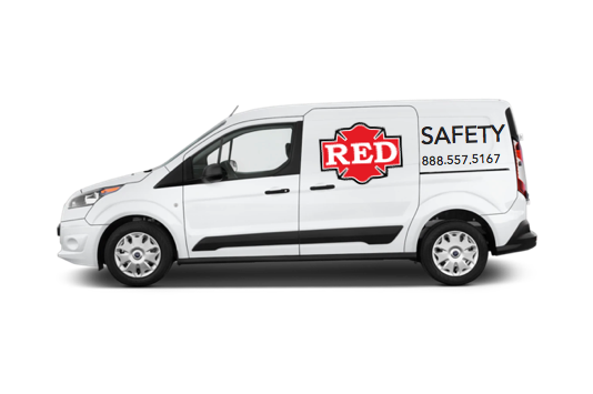 red safety products services