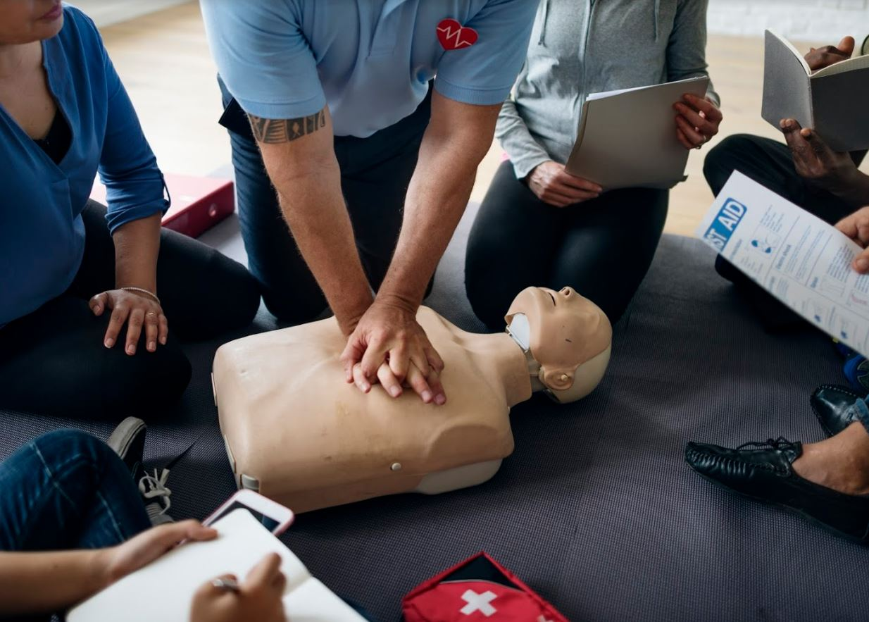 CPR Certification Class Renton, Tukwila, Seattle