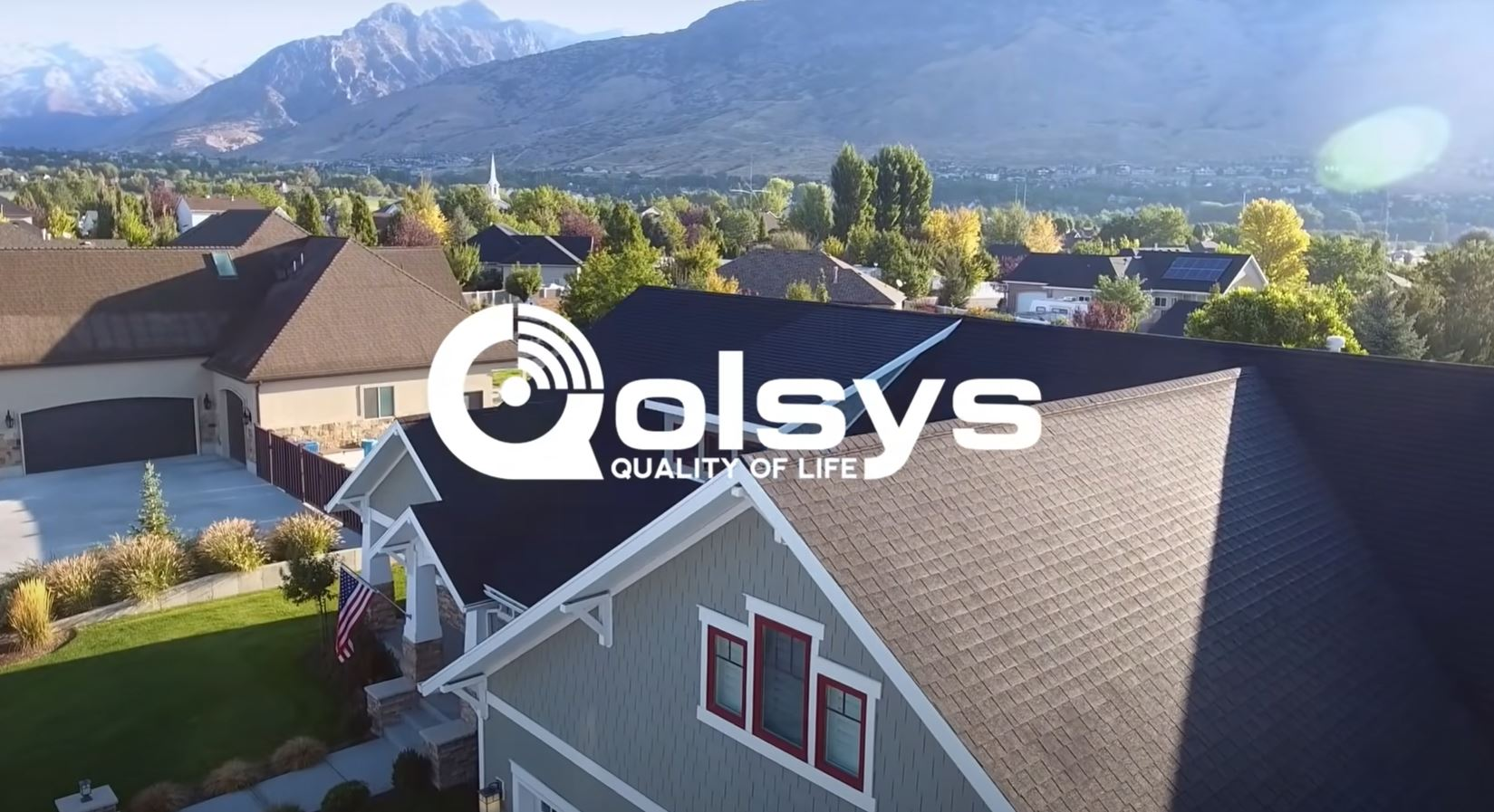 Qolsys home security systems