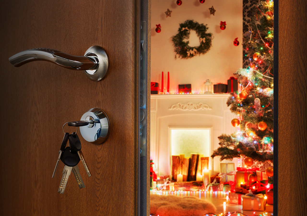 Top Home Security Tips During the Holidays Part I